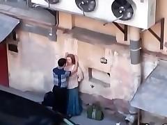mom flashing in public : hot milf fucked hard