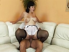 natural mom porn : big tits naked