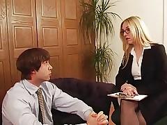 hot office mom : hd mature porn