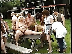 mature mom orgy : sexy young women