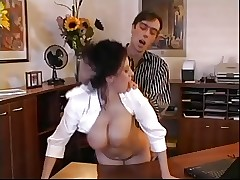hot office mom : hd mature porn