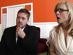 secretary sex scene : free hot milf porn