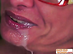 mom cum facial : sexy blowjobs, free hd milf porn