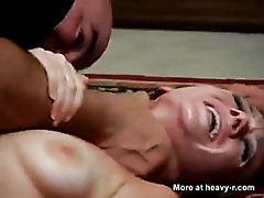 son forces mom to have sex : hot milf gets fucked, hd blowjobs